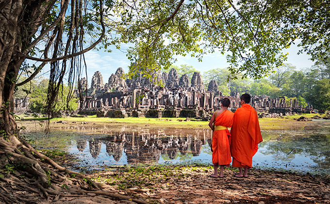 History Tours in Cambodia