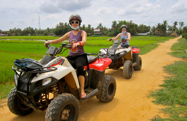 Siem Reap Quad Bike